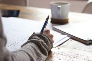 400代 綺麗な字を書こう